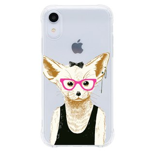 These inexplicable animals 3 iPhone 6 7 8 plus X XS XSmax XR phone case