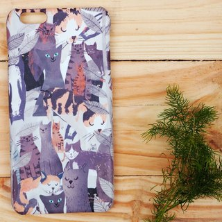 iphone case print high quality with how many cat (i6s, i6splus.I7.I7plus)