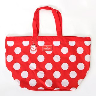 Tote (large). Bébé Red