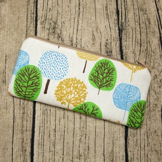 Large Zipper Pouch, Pencil Pouch, Gadget Bag, Cosmetic Bag (ZL-49)