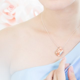 Petal of Rose Necklace