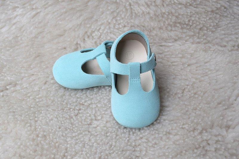 ec534507a98 Light Blue Baby Girl Shoes