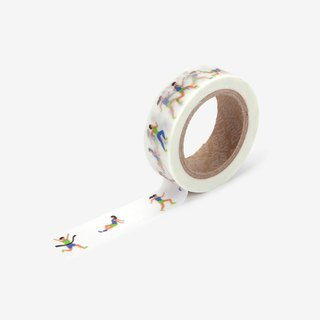 Dailylike Single Roll Tape -109 Athlete, E2D03916