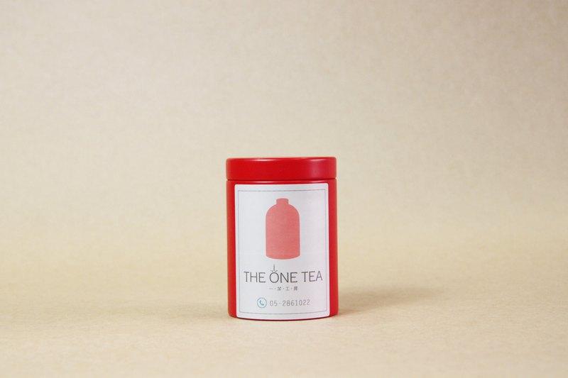 紅玉紅茶 小鐵罐裝12g