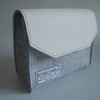 Washed kraft paper box non-woven bags Aberdeen
