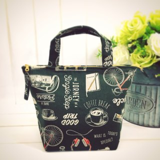 |R• | Zipper Waterproof Inner Handbag/Universal Bag | Japanese Music Life