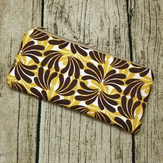 Large Zipper Pouch, Pencil Pouch, Gadget Bag, Cosmetic Bag (ZL-57)
