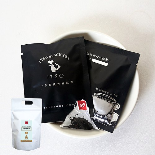 [Hand] tea Darjeeling tea (30 in / bag) in one hand and possession of the world's tea shop -Pinkoi
