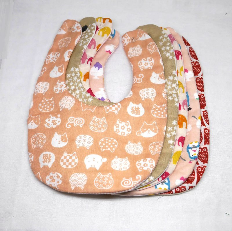 Goody bag No.2  // 5 bibs in 1 unit