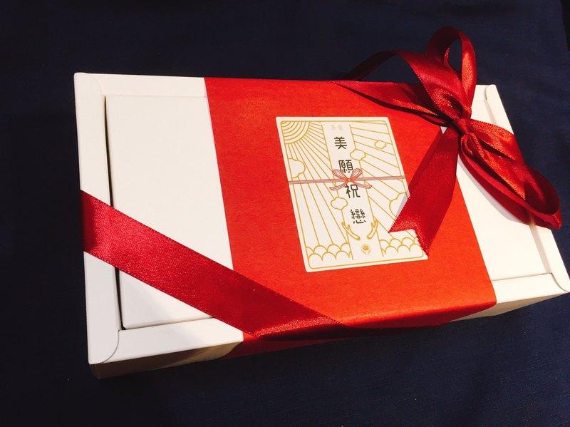 【美願祝戀】祈願茶包 / 24件禮盒 / 茶包3g x 24包 盒裝