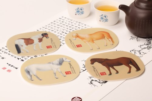 Forbidden City authorized │ ten Chun Coaster Series