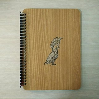 Taiwan stack [customization - color and pattern can be replaced] B5 two loose-leaf 26 hole notebook - art hummingbird notebook / album / stationery / folders / gifts / gifts