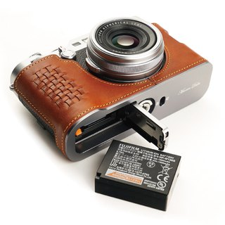 【Martin Duke】Fujifilm X100F Camera Body Case