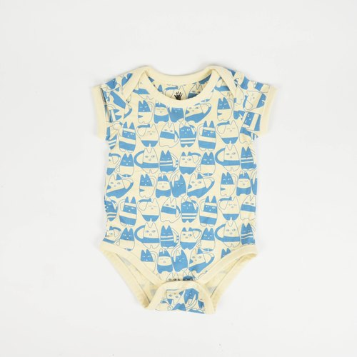 Organic cotton baby package fart clothing - fair trade