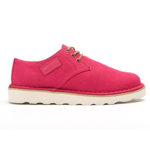 [BOBBIE BURNS] PAUL&PAULA OXFORD SHOES RED