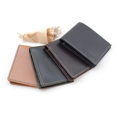 Be Two | Classic Short Wallet / Wallet (Multicolor)