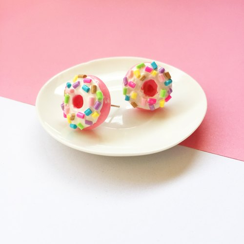 Donut earrings 10