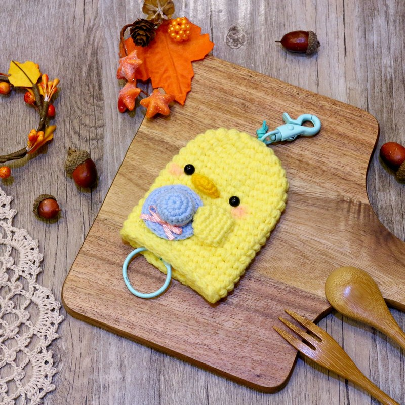 Duckling - key set. Key case