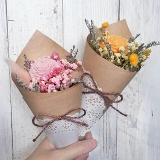 | Sweet wishes | Dry flowers. birthday present. Graduation bouquet. Daily bouquet. Cone flower