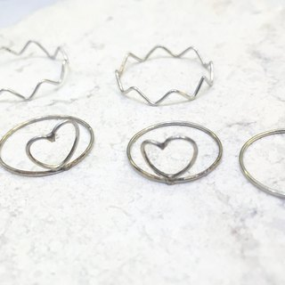 Teeny rings