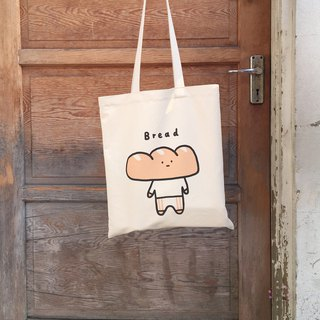 Bread boy / canvas bag