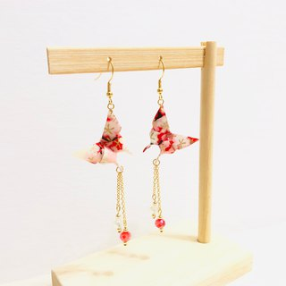 [Limited Color System] Japanese Thousand Butterfly Series Earrings