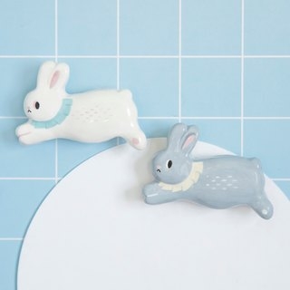 Childhoood Rabbit Brooch