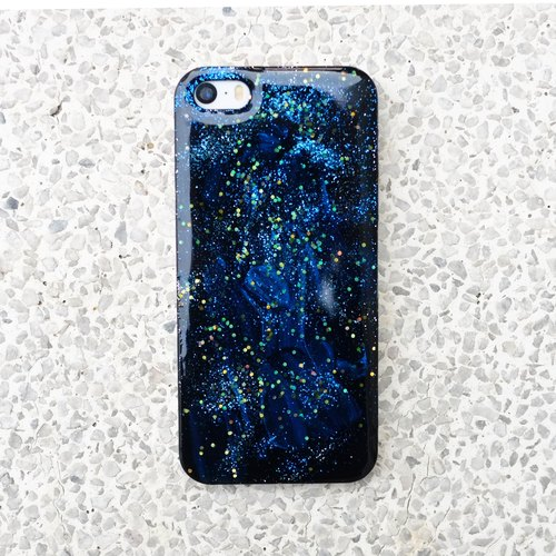 Stardust Series ll ll magic dust Lansing hand-painted oil wind Phone Case