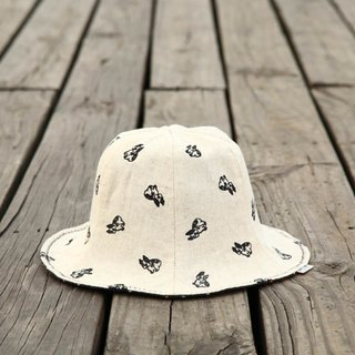 [Love Pet Planet - Cool] Meng Law sided bucket hat bud