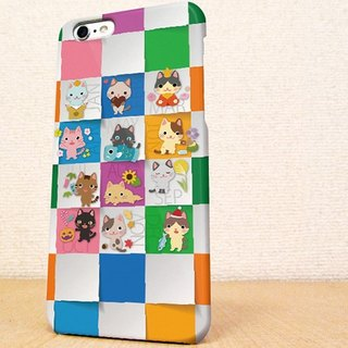 送料無料☆iPhone case GALAXY case ☆猫の365日 phone case