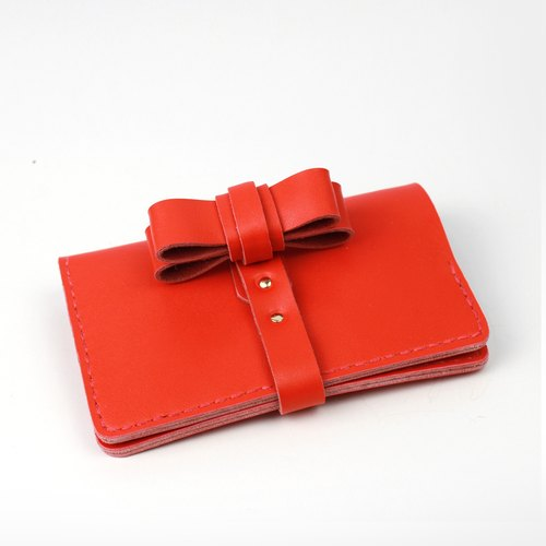 Zemoneni Leather Passport holder all purpose for card and money notes