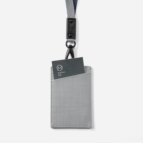 Matter Lab NOIR Document Set - Gray