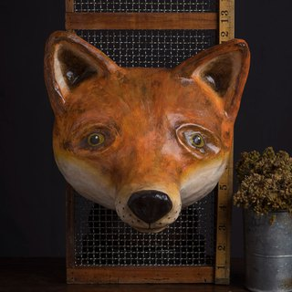 Wall decoration - fox