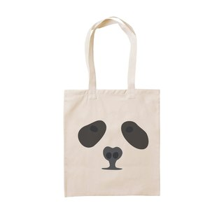 PANDA NOT PRADA, Changeable color tote bag