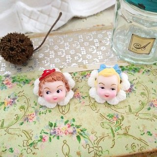 Garohands American Antique Dolls Mini Hand Feet*Anne F058 /*Anna F059 Gifts Lovely Sweet