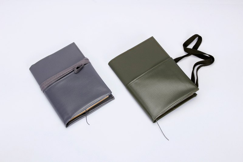 studioHELP dimension life original design A6 mesh notebook cover simple portable storage notebook