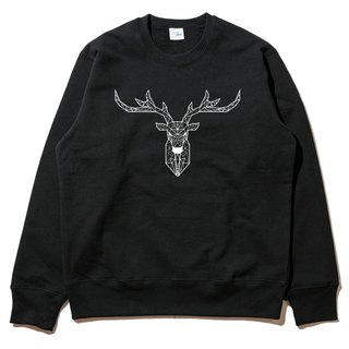 Deer Geometric University T bristles neutral version of the black geometric de universe design own brand Milky Way fashion triangle