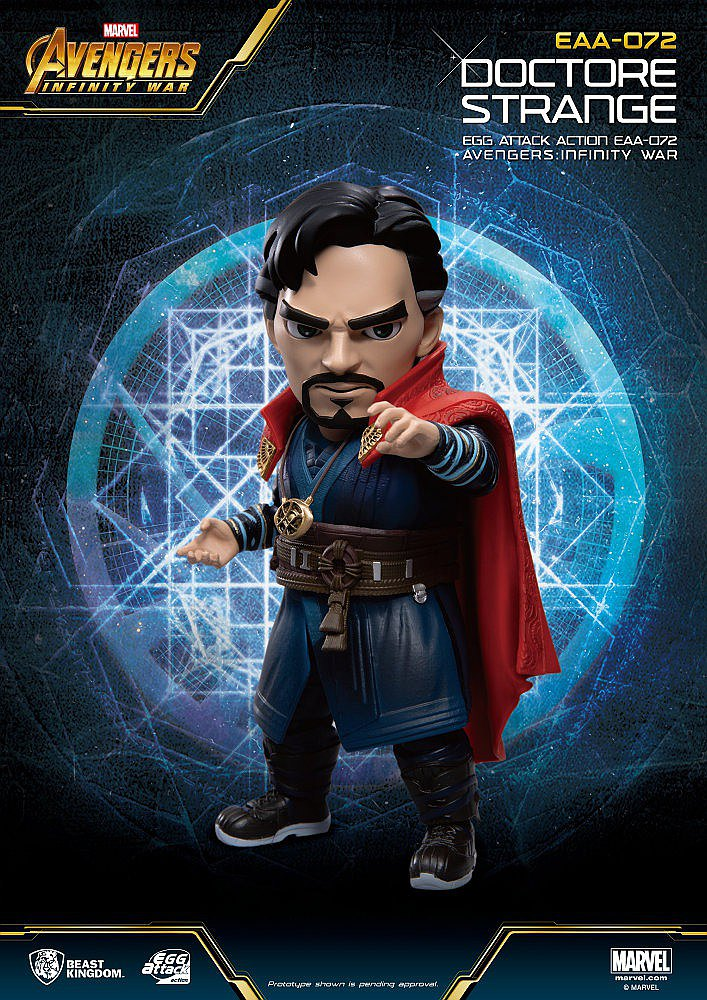 【New Year Gift】The Avengers Infinity War Doctor Strange