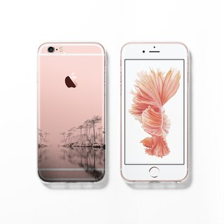 iPhone 6 case, Clear iPhone 6s case, Decouart original design C131