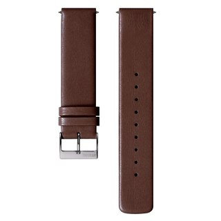 IMME- Brown Leather Strap