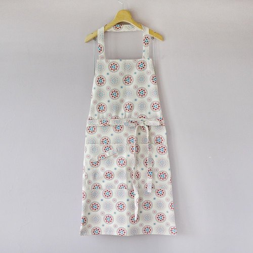 Full/Half 2 Way Apron / Firework / Gorgeous Pink