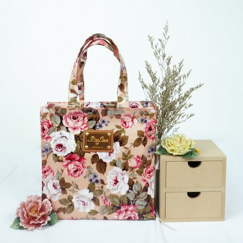 Rose Rose Waterproof Bags - Bare (Contains)