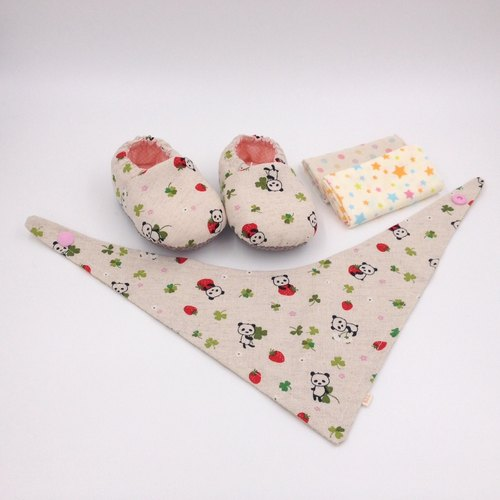HBS 晬 baby gift box - strawberry panda
