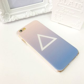 2016 Color Rose Quartz Serenity Trangle Print Soft / Hard Case for iPhone X,  iPhone 8,  iPhone 8 Plus,  iPhone 7 case, iPhone 7 Plus case, iPhone 6/6S, iPhone 6/6S Plus, Samsung Galaxy Note 7 case, Note 5 case, S7 Edge case, S7 case