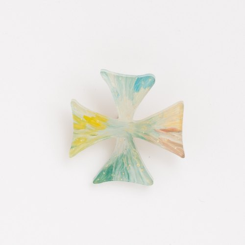 Brooch of a picture 【Cross】