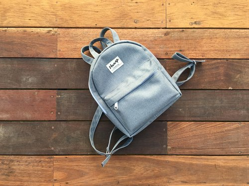 MINI DAY PACK LightGrey