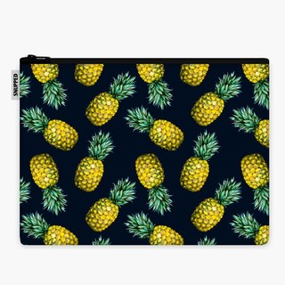 SpaceSuit - Document Pouch - Pattern pineapple I