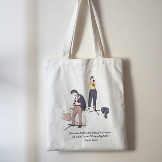 Tote bag - Begin Again