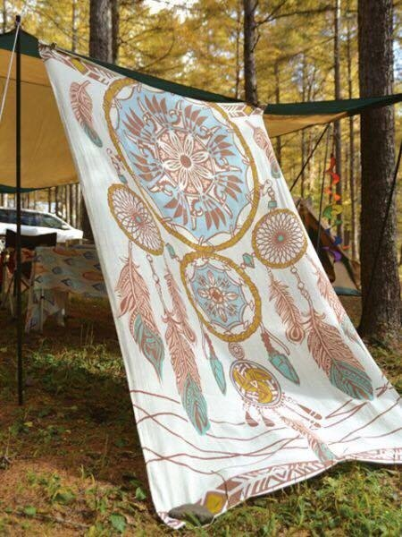 ☼ ancient legend Dreamcatcher cloth ☼ (yellow)