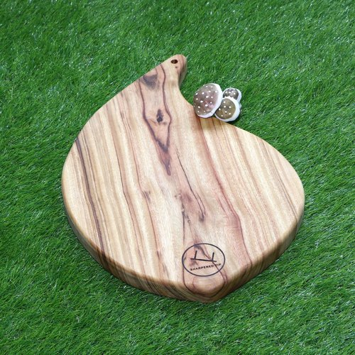 Water Drop Shaped Serving Board